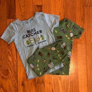 Carter's Pajama Set (5) - 2/$6